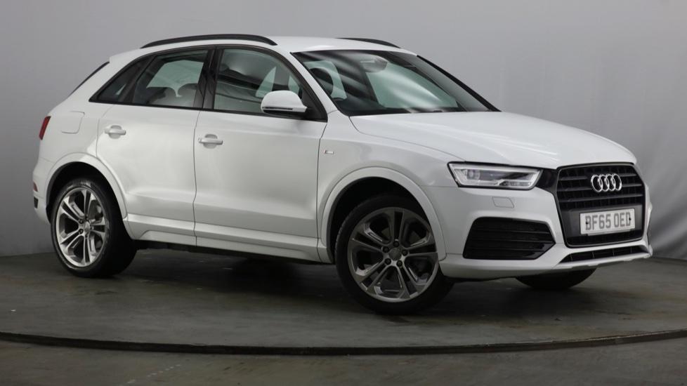 Used Audi Q3 SUV 1.4 TFSI CoD S line (s/s) 5dr