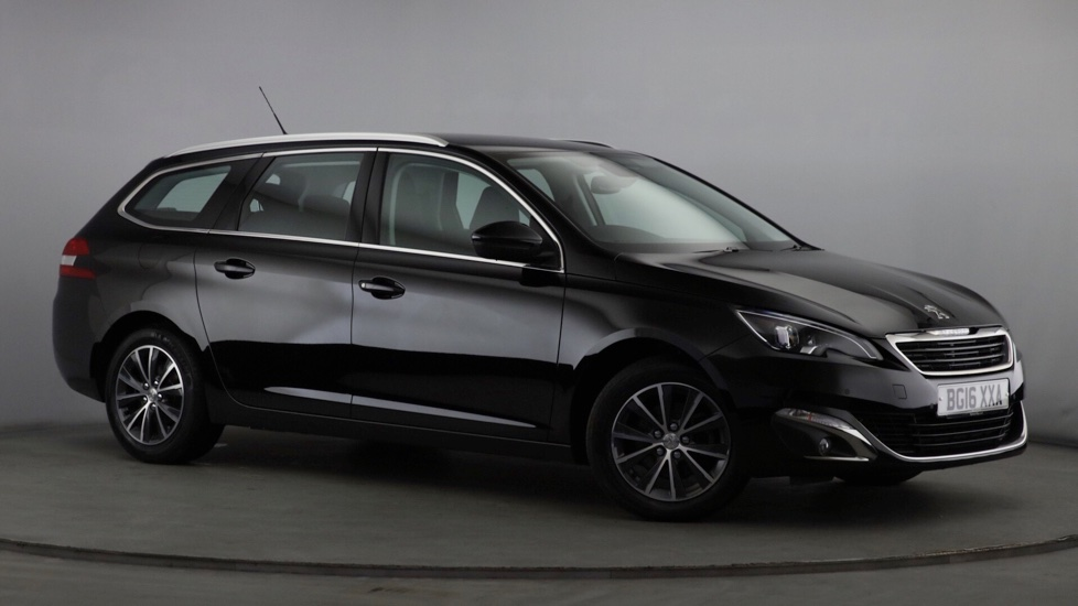 Used Peugeot 308 SW Estate 1.6 BlueHDi Allure (s/s) 5dr