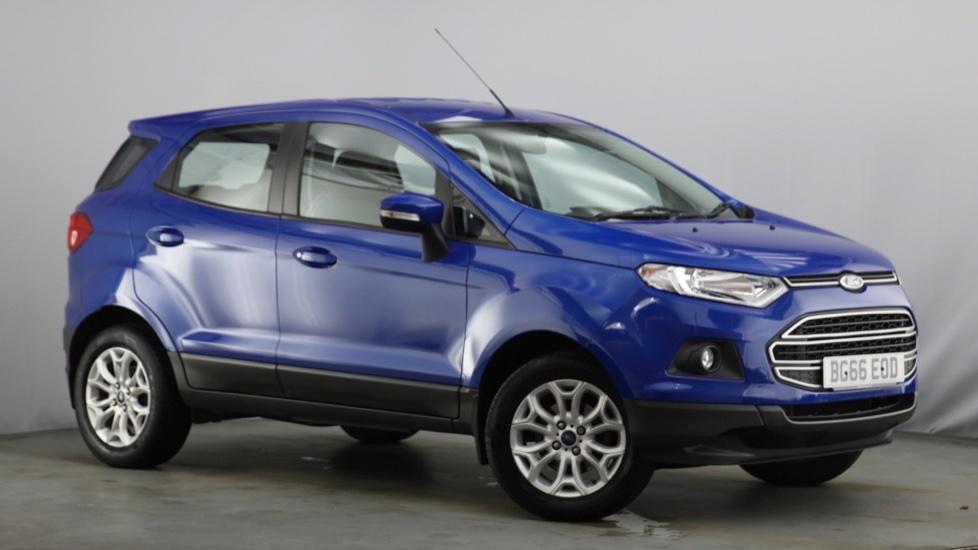 Used Ford EcoSport SUV 1.5 TDCi Zetec 5dr