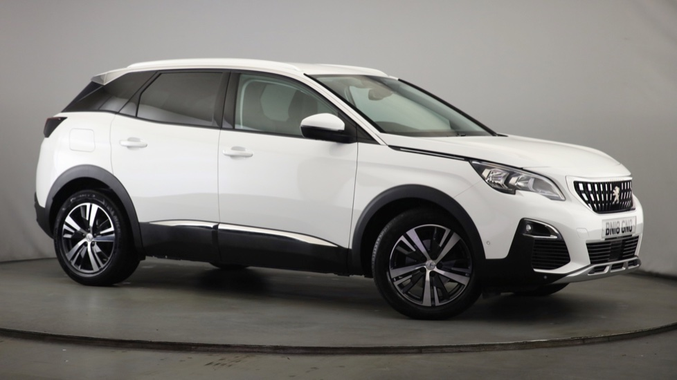Used Peugeot 3008 SUV SUV 1.2 PureTech Allure (s/s) 5dr
