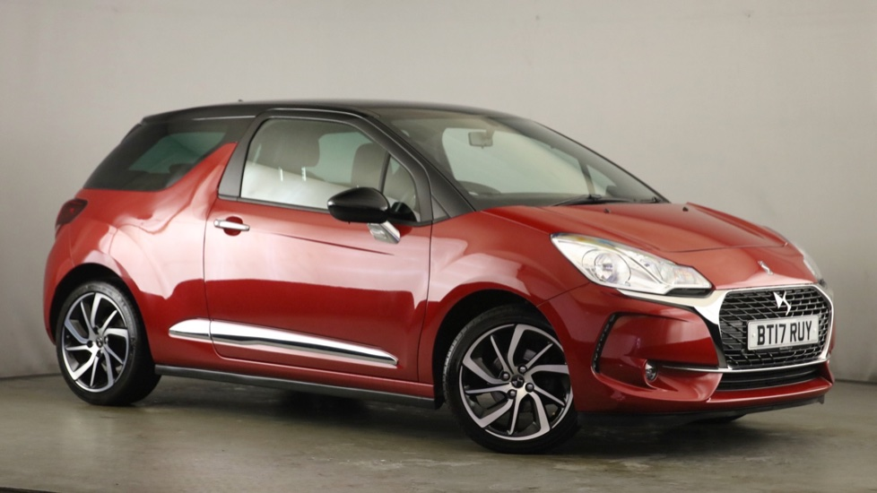 Used DS Automobiles DS 3 Hatchback 1.2 PureTech Connected Chic (s/s) 3dr