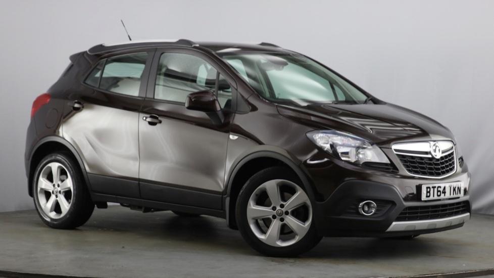 Used Vauxhall Mokka SUV 1.4T Exclusiv 2WD (s/s) 5dr