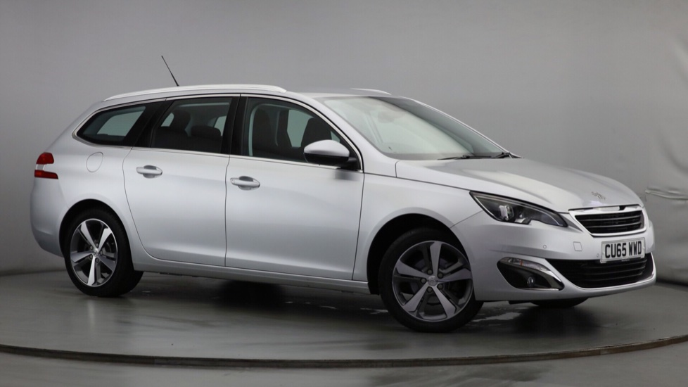 Used Peugeot 308 SW Estate 1.2 Allure EAT6 (s/s) 5dr