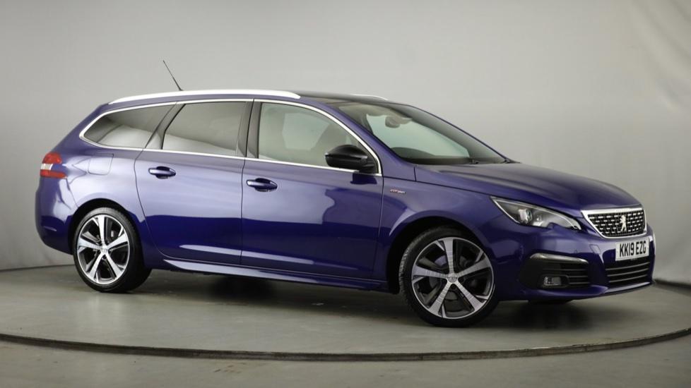 Used Peugeot 308 SW Estate 1.5 BlueHDi GT Line (s/s) 5dr