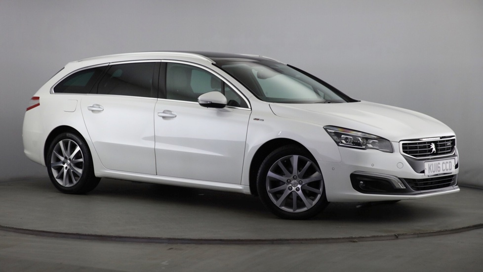 Used Peugeot 508 SW Estate 2.0 BlueHDi GT Line (s/s) 5dr