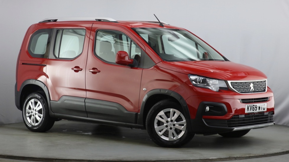 Used Peugeot Rifter MPV 1.5 BlueHDi Allure (s/s) 5dr