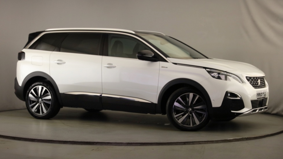 Used Peugeot 5008 SUV 1.5 BlueHDi GT Line Premium EAT (s/s) 5dr