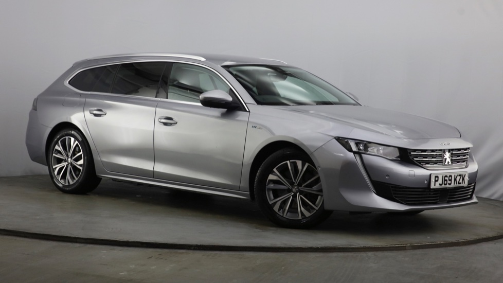 Used Peugeot 508 SW Estate 1.6 11.8kWh Allure Edition EAT (s/s) 5dr