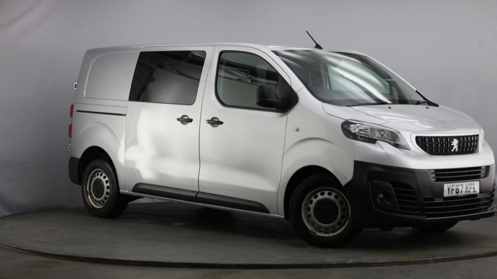 Used Peugeot Expert Combi Van 2.0 BlueHDi 1400 Professional Standard Crew Van (s/s) 6dr (6 Seat)