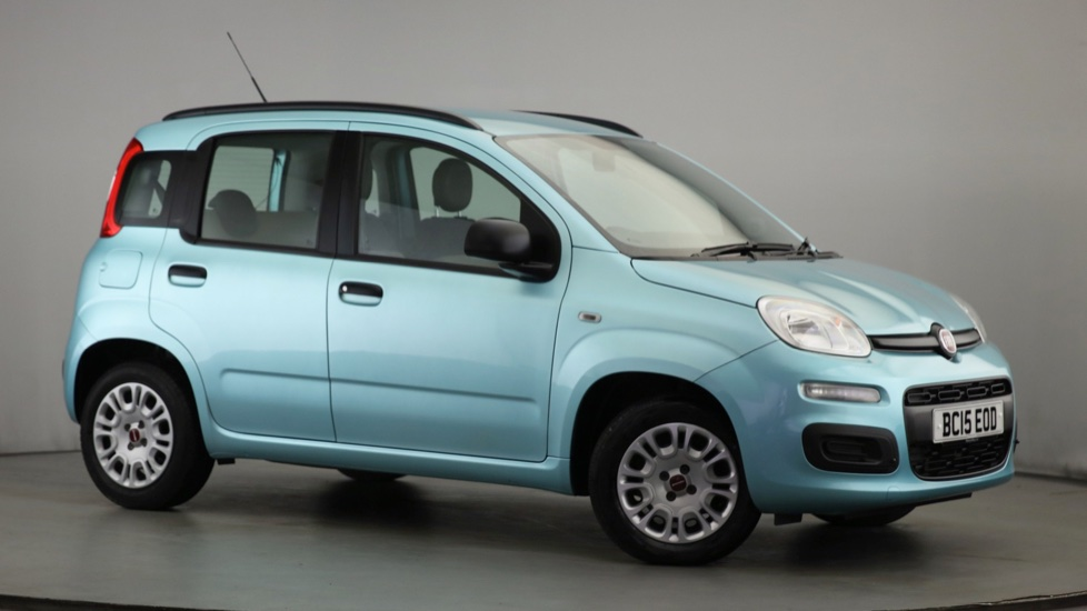 Used Fiat Panda Hatchback 1.2 8v Easy 5dr