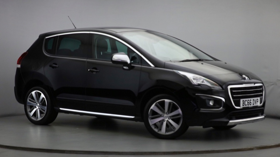 Used Peugeot 3008 SUV SUV 1.6 BlueHDi Allure (s/s) 5dr