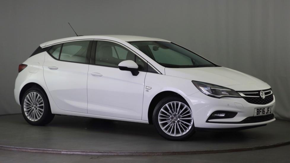 Used Vauxhall ASTRA Hatchback 1.0 i Turbo ecoFLEX Elite (s/s) 5dr