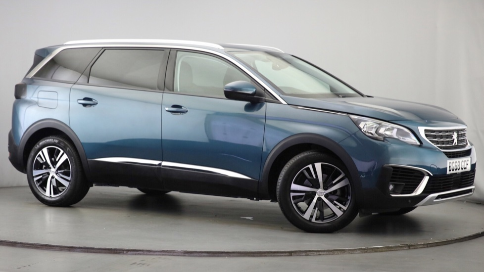 Used Peugeot 5008 SUV 1.5 BlueHDi Allure (s/s) 5dr