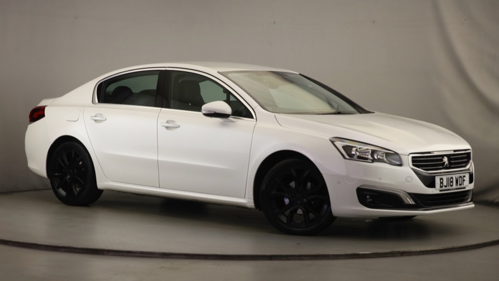 Used Peugeot 508 Saloon 1.6 BlueHDi Allure Auto (s/s) 4dr