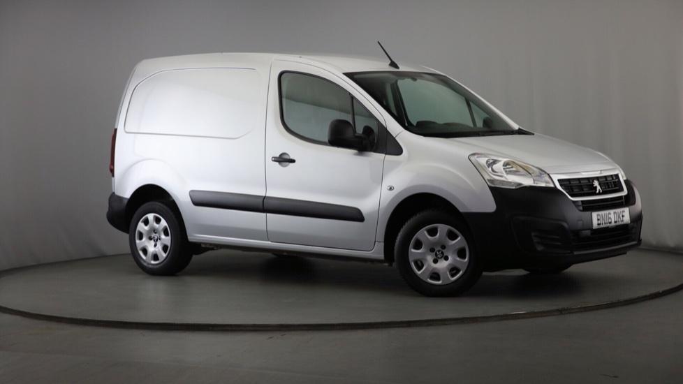 6224615cb5 Used Peugeot PARTNER Panel Van 1.6 HDi Professional L1 850 4dr