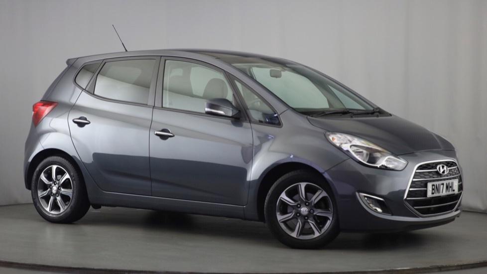 Used Hyundai IX20 MPV 1.6 CRDi Blue Drive Premium Nav Manual (s/s) 5dr