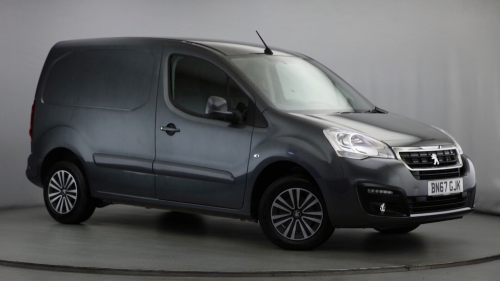 Used Peugeot PARTNER Panel Van 1.6 BlueHDi (100) Professional L1 854 Panel Van