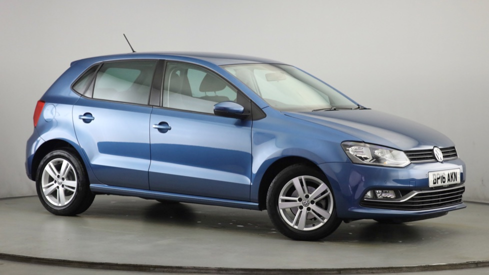 Used Volkswagen Polo Hatchback 1.0 TSI BlueMotion Tech Match (s/s) 5dr