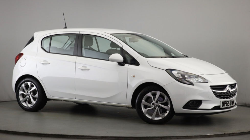 Used Vauxhall Corsa Hatchback 1.0i Turbo ecoFLEX Excite (s/s) 5dr (a/c)