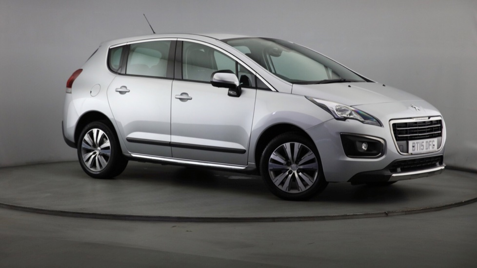 Used Peugeot 3008 SUV 1.6 HDi 115 FAP Active