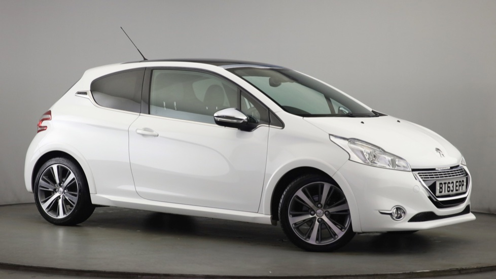 Used Peugeot 208 Hatchback 1.6 e-HDi XY (s/s) 3dr