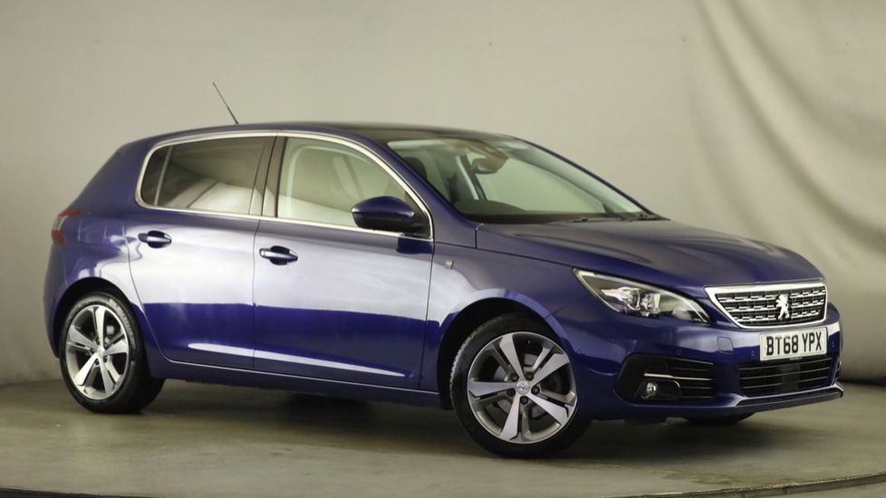 Used Peugeot 308 Hatchback 1.5 BlueHDi Tech Edition (s/s) 5dr