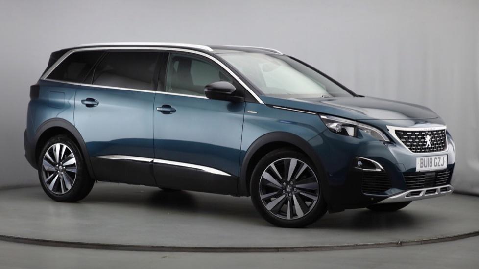 Used Peugeot 5008 SUV 1.6 BlueHDi GT Line Premium (s/s) 5dr