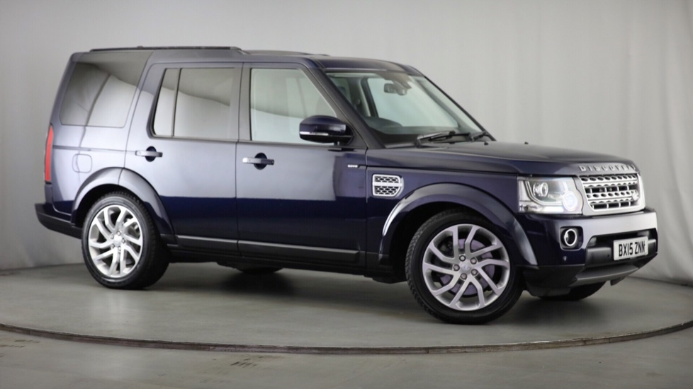Used Land Rover DISCOVERY 4 SUV 3.0 SD V6 HSE (s/s) 5dr