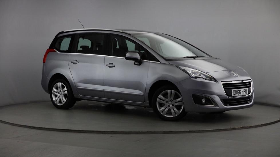 Used Peugeot 5008 MPV 1.6 BlueHDi 120 Active (s/s)