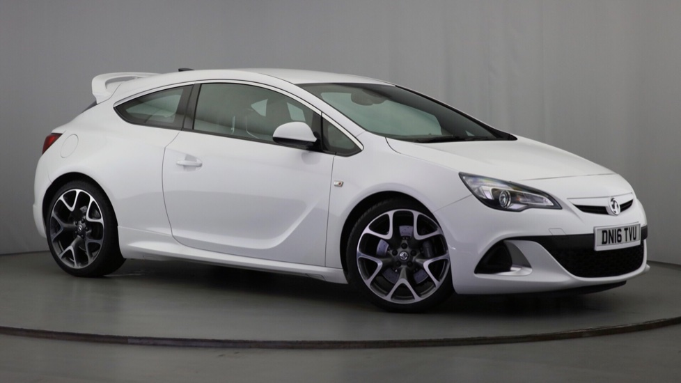 Used Vauxhall ASTRA GTC Coupe 2.0 i Turbo 16v VXR 3dr