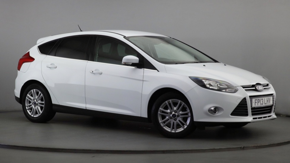 Used Ford FOCUS Hatchback 1.6 Ti-VCT Titanium Powershift 5dr