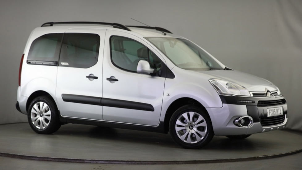 Used Citroen Berlingo MPV 1.6 BlueHDi XTR Multispace (s/s) 5dr