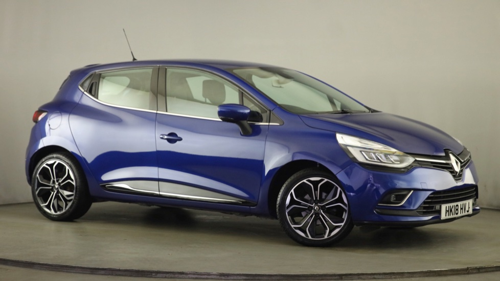 Used Renault Clio Hatchback 1.5 dCi Signature Nav (s/s) 5dr