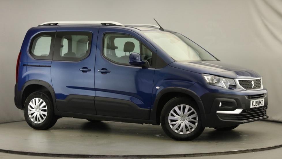 Used Peugeot Rifter MPV 1.5 BlueHDi Active 5dr