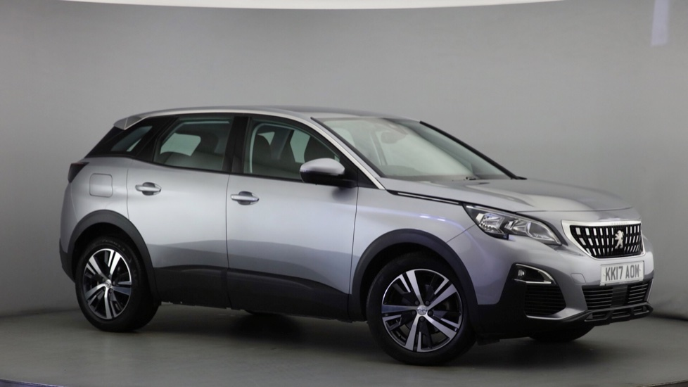 Used Peugeot 3008 SUV SUV 1.6 BlueHDi Active (s/s) 5dr