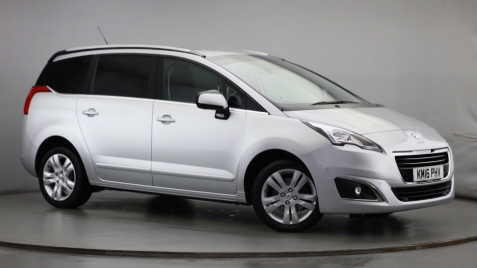 Used Peugeot 5008 MPV 1.6 BlueHDi Active (s/s) 5dr