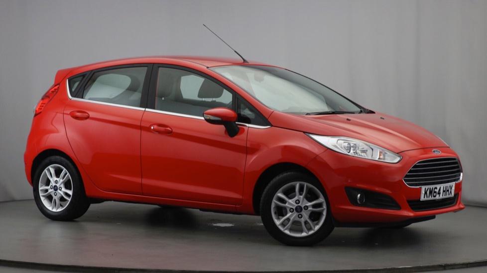 Used Ford FIESTA Hatchback 1.0 EcoBoost Zetec (s/s) 5dr