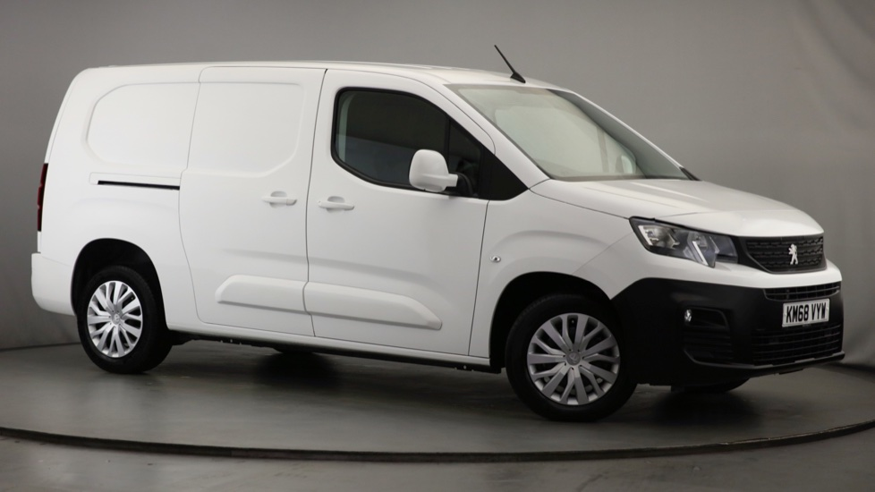 Used Peugeot Partner Panel Van 1.6 BlueHDi 950 Professional Long Panel Van LWB EU6 (s/s) 6dr