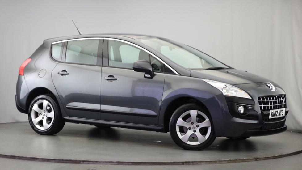 Used Peugeot 3008 SUV 1.6 e-HDi Active EGC 5dr