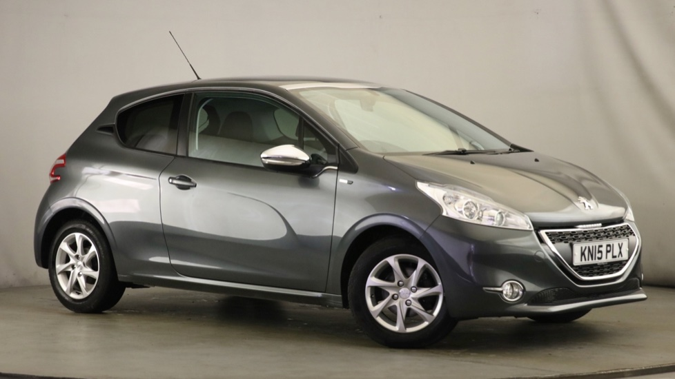 Used Peugeot 208 Hatchback 1.2 VTi PureTech Style 3dr