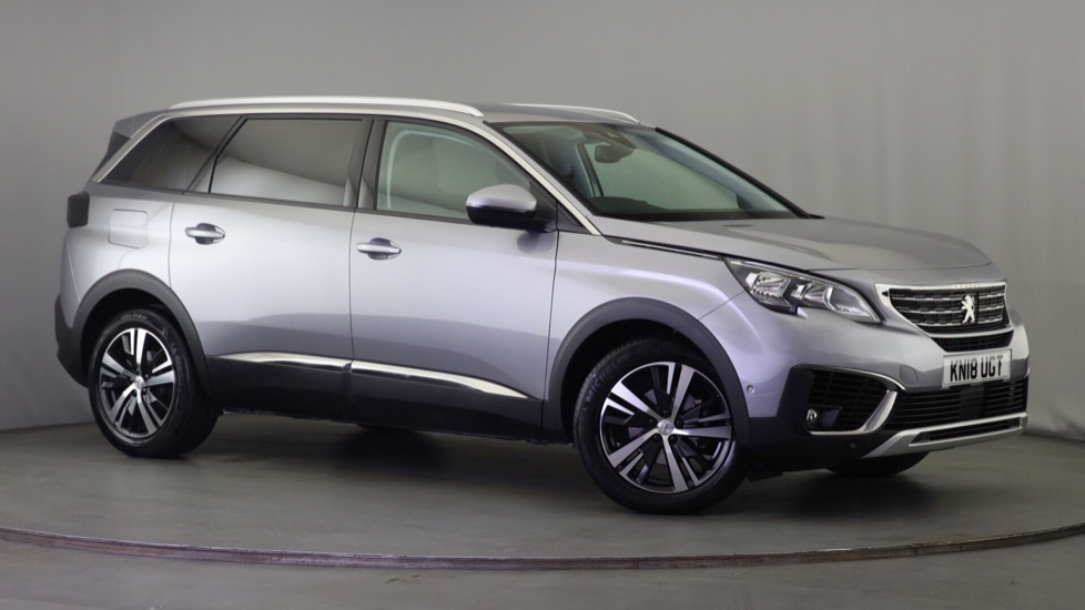 Used Peugeot 5008 SUV 1.6 BlueHDi Allure (s/s) 5dr