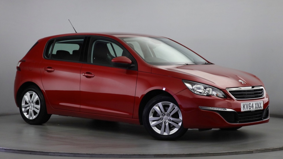 Used Peugeot 308 Hatchback 1.6 e-HDi 115 Active (s/s)
