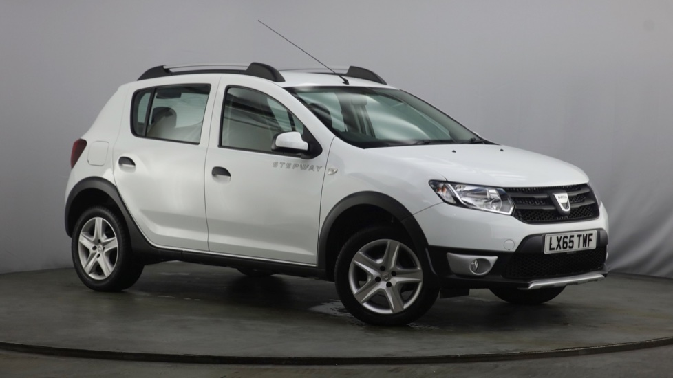 Used Dacia Sandero Stepway Hatchback 0.9 TCe Ambiance Stepway (s/s) 5dr