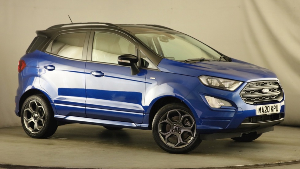 Used Ford EcoSport SUV 1.0T EcoBoost ST-Line Auto (s/s) 5dr