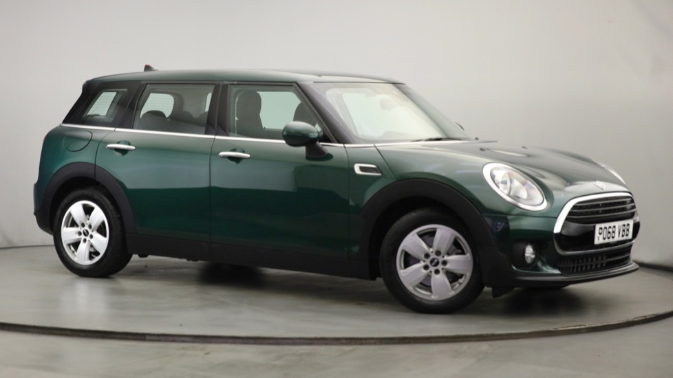 Used Mini Clubman Estate 1.5 Cooper Steptronic (s/s) 6dr