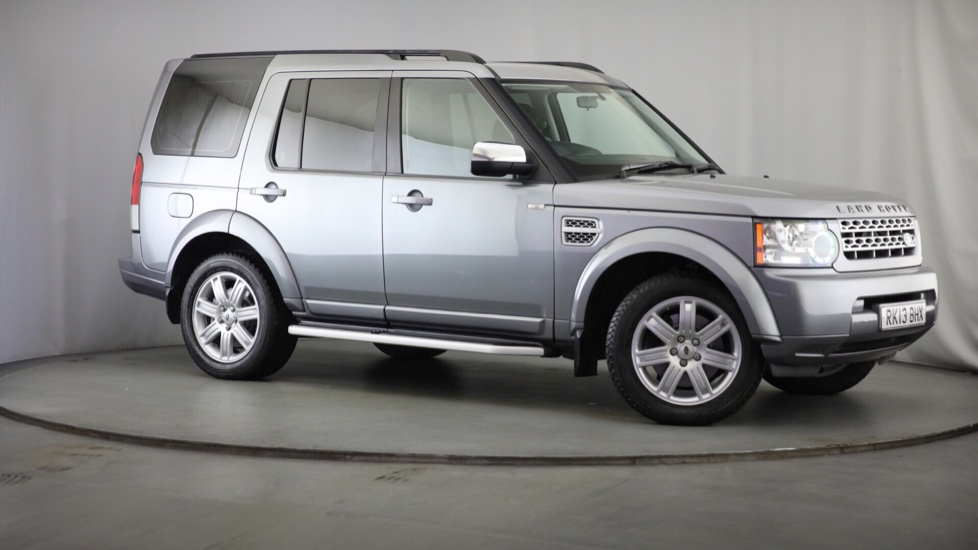 Used Land Rover DISCOVERY 4 SUV 3.0 SD V6 GS 4X4 5dr