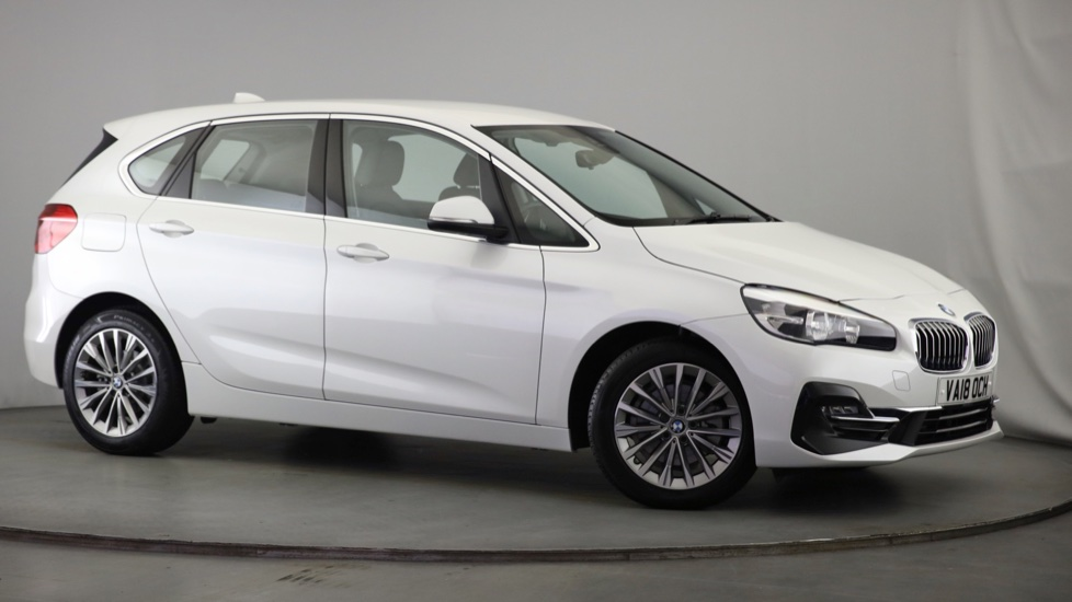 Used BMW 2 SERIES ACTIVE TOURER MPV 2.0 220i Luxury Active Tourer DCT (s/s) 5dr