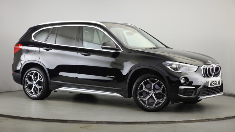 Used BMW X1 SUV 2.0 25d xLine Auto xDrive (s/s) 5dr