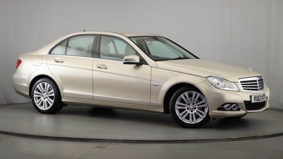 Used Mercedes-benz C CLASS Saloon 2.1 C220 CDI BlueEFFICIENCY Elegance 7G-Tronic 4dr