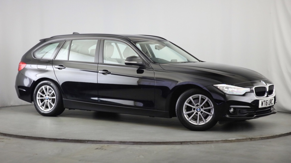 Used BMW 3 SERIES Estate 2.0 320d ED Plus Touring (s/s) 5dr